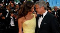 George et Amal Clooney à Cannes, en France, le 12 mai 2016 [LOIC VENANCE / AFP/Archives]
