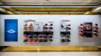 La boutique de 290 m2, sur deux niveaux, proposera des produits «Jordan Brand».