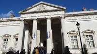 Le Palais de justice d'Orléans le 30 octobre 2018 [GUILLAUME SOUVANT / AFP/Archives]