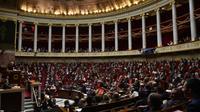 L'Assemblée nationale réunie pour une séance de questions au gouvernement, le 8 novembre 2017 [CHRISTOPHE ARCHAMBAULT / AFP/Archives]