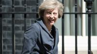 La nouvelle dirigeante du parti conservateur britannique, Theresa May, le 12 juillet 2016 à Londres [OLI SCARFF / AFP]