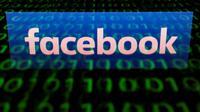 Facebook a annoncé le 28 septembre que quelque 50 millions de comptes avaient été piratés  [Lionel BONAVENTURE / AFP/Archives]