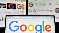 (ILLUSTRATION) Le réseau social de Google, Google+, a été touché par une faille informatique ayant exposé des données personnelles d'un demi-million de comptes [LOIC VENANCE / AFP]