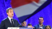 Nicolas Sarkozy, le 5 octobre 2016 à Montauban [ERIC CABANIS / AFP]