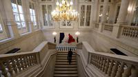 Le siège du Conseil constitutionnel le 18 mars 2017 [Jacques DEMARTHON / AFP/Archives]