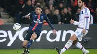 Cette saison, le PSG reste sur quatre succès contre Lyon au Trophée des champions, au match aller, en Coupe de la Ligue et en Coupe de France.