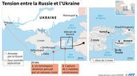 Tension entre la Russie et l'Ukraine [Sébastien CASTERAN / AFP]