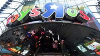 """Le groupe américain Toys """"R"""" Us se déclare en faillite  [Don EMMERT / AFP/Archives]"""