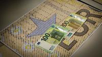 Les nouveaux billets de 100 et de 200 euros ont été présentés par la Banque centrale européenne (BCE) en septembre dernier.