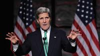 Le Secrétaire d'Etat américain John Kerry le 1er novembre 2013  [Alex Wong / GETTY IMAGES NORTH AMERICA/AFP/Archives]