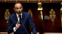 Le Premier ministre Edouard Philippe à l'Assemblée le 21 juillet 2018 [GERARD JULIEN / AFP]