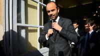 Le Premier ministre Edouard Philippe à Marseille le 20 octobre 2017  [ANNE-CHRISTINE POUJOULAT / AFP/Archives]