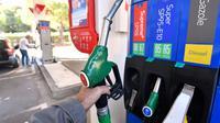 Les prix du diesel ont augmenté en France, alimentant la grogne chez les usagers [PASCAL GUYOT / AFP/Archives]