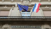 La Cour des comptes appelle le gouvernement à ne pas relâcher ses efforts dans la lutte contre les déficits [ludovic MARIN / AFP/Archives]