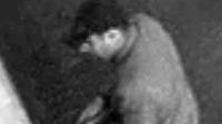 Capture d'écran d'images de vidéosurveillance fournie par la police belge le 28 mai 2014 montrant le suspect de la tuerie du musée juif de Bruxelles [ / Police belge/Belga/AFP/Archives]