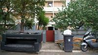 Un homme de 29 ans, poursuivi pour vol après avoir récupéré de la nourriture dans une poubelle d'une grande surface près de Rouen, a finalement été relaxé [BERTRAND LANGLOIS / AFP/Archives]