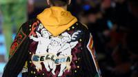 Défilé Dolce & Gabbana, le 13 janvier 2018 à Milan [Marco BERTORELLO / AFP]