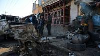 Attentat suicide le 28 décembre 2015 à Kaboul [SHAH MARAI / AFP]