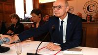 Didier Migaud, Premier président de la Cour des comptes, le 6 février 2019 à Paris [JACQUES DEMARTHON / AFP/Archives]