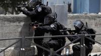 La police israélienne le 1er août 2014 à Jérusalem [Ahmad Gharabli / AFP/Archives]