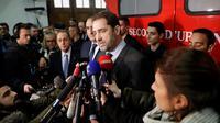 Le ministre de l'Intérieur, Christophe Castaner, lors d'un point presse le 31 décembre 2018, à Paris.  [Thomas SAMSON / AFP]