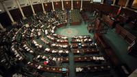 L'Assemblée constituante à Tunis, le 18 avril 2014 [Fethi Belaid / AFP/Archives]