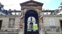 Façade de l'hôpital Necker à Paris [BENJAMIN GAVAUDO / AFP/Archives]