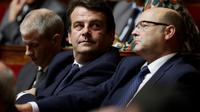 La garde à vue du député des Hauts-de-Seine LREM Thierry Solère a été levée mercredi 18 juillet 2018 dans la soirée [Thomas SAMSON / AFP/Archives]
