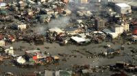 La ville japonaise de Kesennuma dévastée par le tsunami le 12 mars 2011 [JIJI PRESS / JIJI PRESS/AFP/Archives]