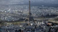 Vue aérienne en date du 11 janvier 2015 de Paris  [KENZO TRIBOUILLARD / AFP/Archives]