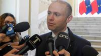 Le Premier ministre maltais Joseph Muscat, le 26 novembre 2019, à La Valette. [Matthew Mirabelli / AFP]