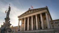 Le parlement autrichien adopte le 27 avril 2016un projet de loi controversé restreignant drastiquement le droit d'asile [JOE KLAMAR / AFP/Archives]