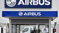 Airbus annonce s'être vu infliger une amende de 104 millions d'euros dans le cadre d'une procédure arbitrale pour un litige remontant à 1992 et concernant la vente de missiles à Taïwan par le groupe Matra [LOIC VENANCE / AFP/Archives]