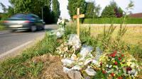 Avec un court-métrage rassemblant des témoignages de gendarmes chargés d'annoncer la mort d'un proche dans un accident de la route, le ministère de l'Intérieur lance une nouvelle campagne de sécurité routière [DENIS CHARLET / AFP/Archives]