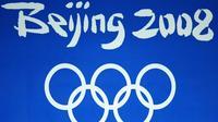Six médaillés des JO-2008 de Pékin ont été déchus de leur palmarès, appartenant au groupe de neuf sportifs contrôlés positifs à la suite de réanalyses d'échantillons dont les noms ont été dévoilés mercredi par le Comité international olympique (CIO) [FRANCOIS-XAVIER MARIT / AFP/Archives]