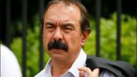 Philippe Martinez le 10 juin 2016 à  Villiers-le-Bel [PIERRE CONSTANT / AFP/Archives]