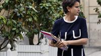 Najat Vallaud-Belkacem le 12 juin 2013 à Matignon [Joel Saget / AFP/Archives]