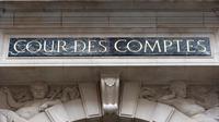 La façade de la Cour des comptes à Paris, en janvier 2013 [Thomas Samson / AFP/Archives]