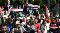 Manifestation contre la loi travail le 17 mai 2016 à Montpellier [PASCAL GUYOT / AFP/Archives]