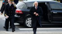 Le premier ministre Bernard Cazeneuve, le 16 décembre 2016 à Cherbourg  [CHARLY TRIBALLEAU / AFP]