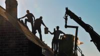 Le gouvernement veut relancer la construction de logements. [Philippe Huguen / AFP/Archives]