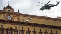 Le siège du Service fédéral russe de sécurité (FSB) à Moscou le 25 février 2016 [DMITRY SEREBRYAKOV / AFP/Archives]