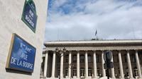 Le Palais Brongniart, ancien siège de la Bourse de Paris [Eric Piermont / AFP/Archives]
