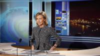 Claire Chazal le 24 février 2013 à Boulogne-Billancourt [Patrick Kovarik / AFP/Archives]