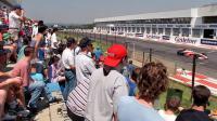 Le célèbre circuit automobile de Kyalami, près de Johannesburg, bientôt mis en vente [Odd Andersen / AFP/Archives]