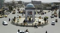 La ville de Kandahar (sud de l'Afghanistan) le 23 mars 2012 [JANGIR / AFP/Archives]
