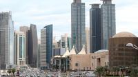Une vue générale de Doha le 24 novembre 2015 [STR / AFP/Archives]