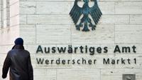 Le ministère allemand des Affaires étrangères à Berlin fait partie des ministères visés par une cyberattaque [John MACDOUGALL / AFP]