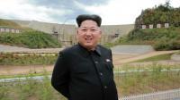 Photo non datée de Kim Jong-Un, leader de la Corée du Nord [Kns / KCNA/AFP/Archives]