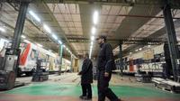 """Des usagers du RER dont le trafic sera """"fortement perturbé"""" par la grève à partir du 5 décembre, selon la RATP [ALAIN JOCARD / AFP/Archives]"""